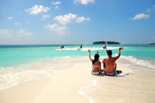 Kombinovaný zájazd: Maledivy a Dubaj.