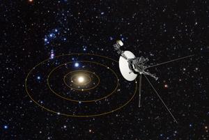 Sonda Voyager už opustila našu slnečnú sústavu.