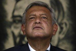 Prezident Mexika Andrés Manuel López Obrador.