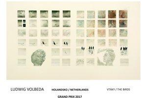 Cenu Grand Prix BIB získal Holanďan L. Volbeda - Vtáky