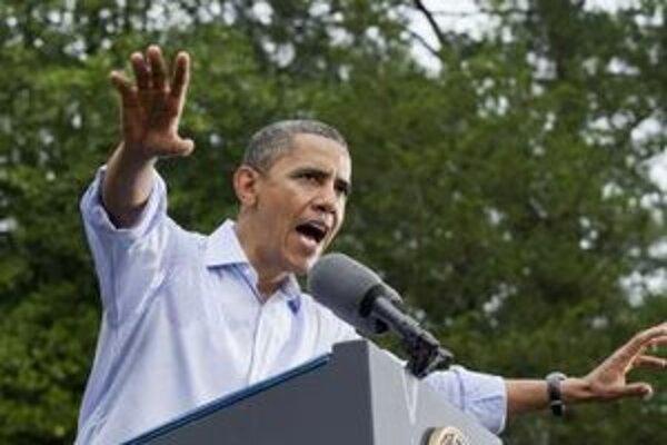 Barack Obama priznal, že nedokázal spojiť rozhádaných politikov vo Washingtone.