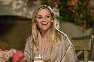Americká herečka Reese Witherspoon.