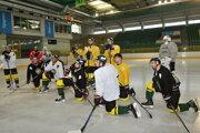Žilinskí hokejisti predviedli gólový uragán.