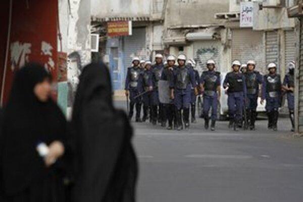 V Bahrajne sa protestuje už vyše roka.