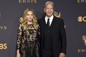 Michelle Pfeiffer a David E. Kelley