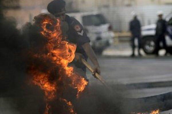 V Bahrajne sa protestuje deň čo deň.