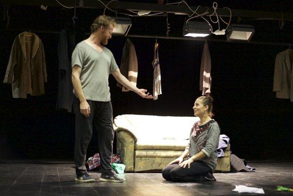 Nominovaná je inscenácia Anna Franková v podaní Nového divadla z Nitry, predstaviteľka Anny Lucia Korená aj režisér hry Šimon Spišák.