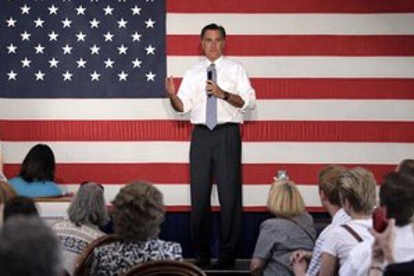 Romneyho ľudia hovoria, že by nikomu neublížil.
