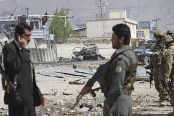 Afganistan nie je bezpečnou krajinou.