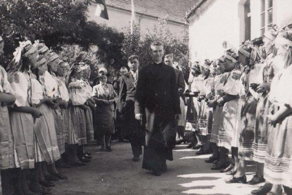 Novokňaz Titus Zeman.