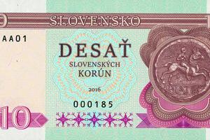 Povolebná bankovka na zlé časy - v štýle slovakštátu.