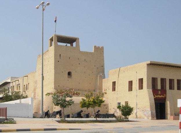 Ras Al Khaimah má pôsobivú históriu.