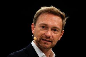 Christian Lindner, líder FDP.