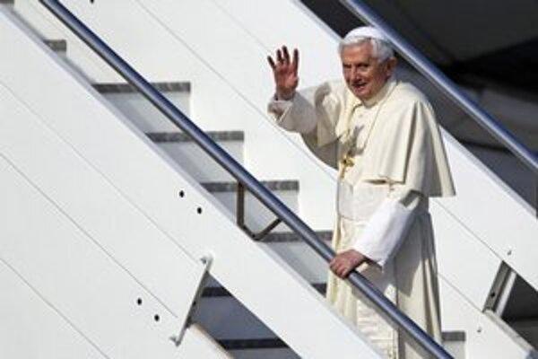 Pápež vyráža na svoje stredoamerické turné.