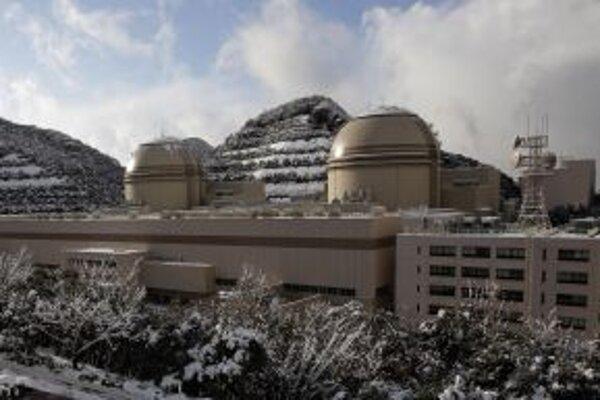 Jadrová elektráreň v japonskom meste Ohi.