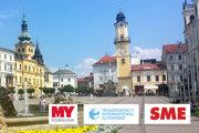 Príďte 3. októbra o 19.00 hod diskutovať o situácii v Banskobystrickom samosprávnom kraji s najsilnejšími kandidátmi na župana.