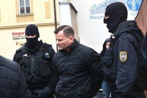Ján Tatič. Zadržali ho v marci 2015. Odvtedy je za mrežami.
