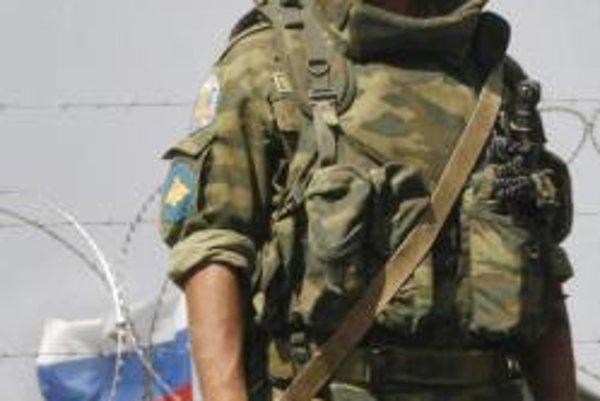 Ruský vojak.