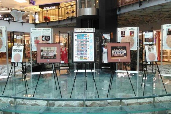 Výstava sa začala 23. septembra.