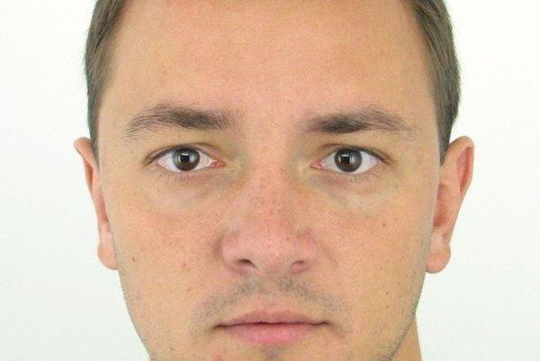 Hľadaný Jozef Máčaj.