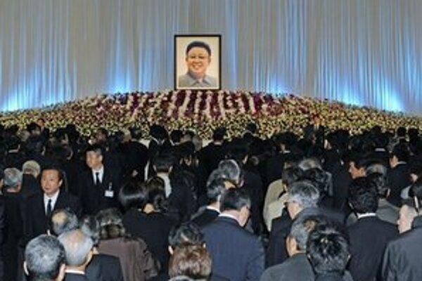 Kim Čong-il zomrel 17. decembra 2011.