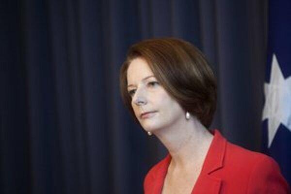 Julia Gillardová.