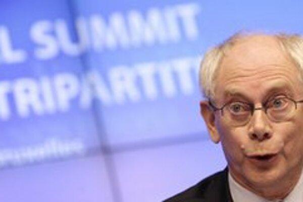 Herman Van Rompuy.