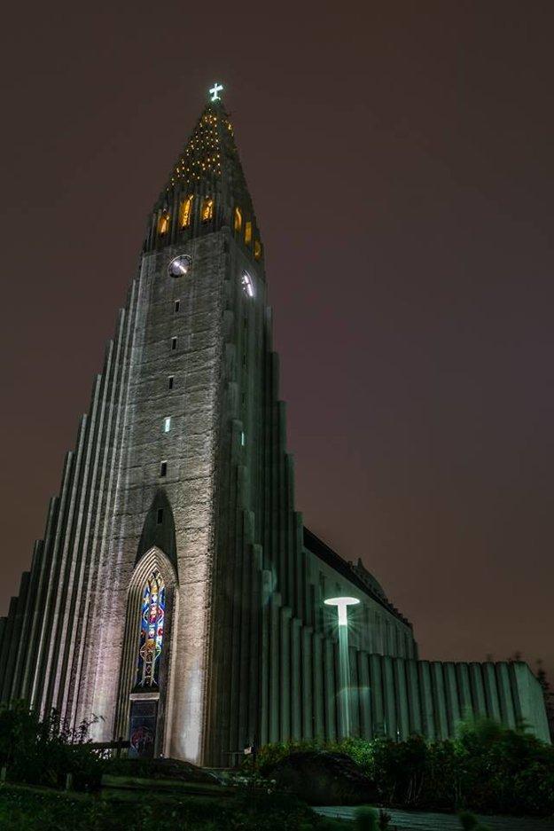 Kostol Hallgrímskirkja