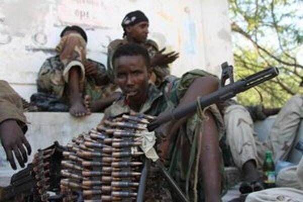 Somálsko je dlhodobo poznačené občianskou vojnou.