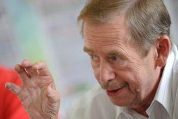 Havel ešte tri dni pred svojou smrťou nechal v bieloruskej rozhlasovej stanici zverejniť text, v ktorom vyjadril podporu ôsmim politickým väzňom.