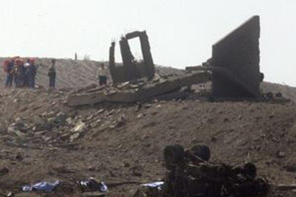 Mohutný výbuch spôsobil aj vyradenie najväčšej elektrárne.