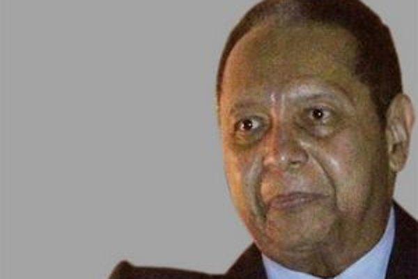 Jean-Claud Duvalier.
