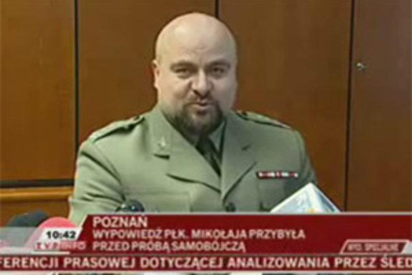 Prokurátor Przybyl sa momentálne lieči na psychiatrickej klinike.