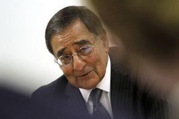 Minister obrany Leon Panetta.