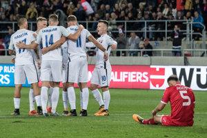 Svoju úlohu futbalisti Slovenska splnili, teraz môžu už len čakať.