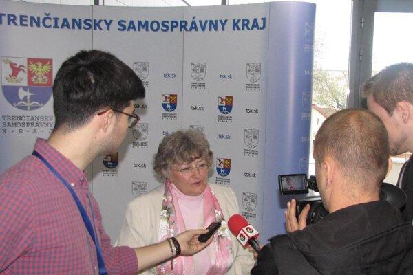 Helena Dadíková je jednou zo signatárov zakladateľskej zmluvy a stanov novej organizácie.