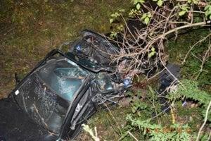 V aute zahynuli dvaja ľudia.