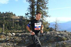 Jakub Haviarik na trati pretekov majstrovstiev sveta vSpartan Race vUSA.
