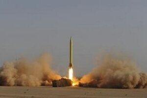 Irán testuje nové rakety stredného a krátkeho doletu.