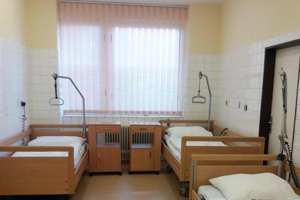 Zmodernizovali izby.