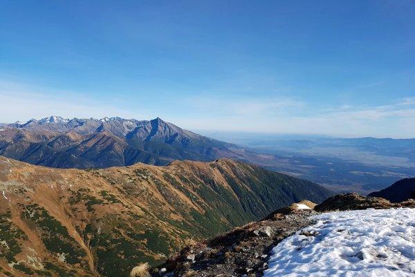 Nádherné výhľady a jesenná príroda. Navštívte najvyšší vrch Západných Tatier