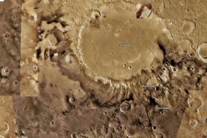 Na Marse sa priblížením dostanete naozaj do detailu.