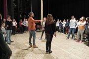 Súčasťou divadelnej jesene sú workshopy