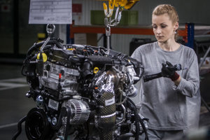 Belgická spoločnosť sa zameriava na automatické prevodovky pre automobilový priemysel.