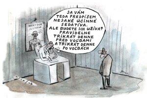 Účinný liek proti voľbám (Vico)