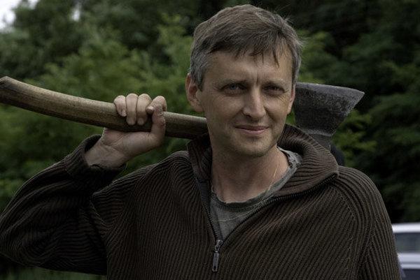 Sergej Loznica je ukrajinský režisér, žije v Nemecku.