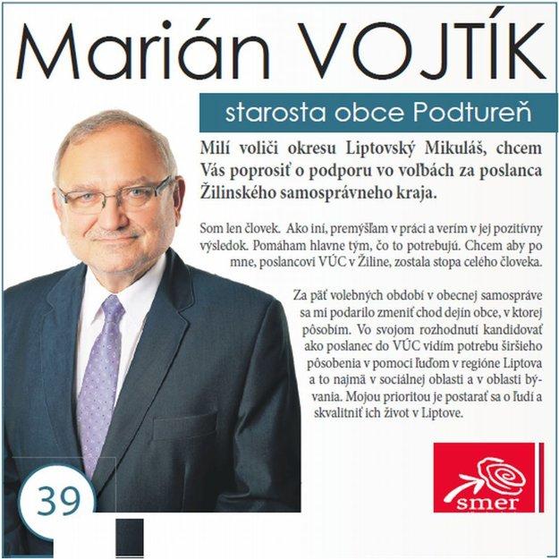 Marián Vojtík