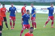 Zo zápasu 2. kola Fortuna ligy MFK Ružomberok - FK Senica.