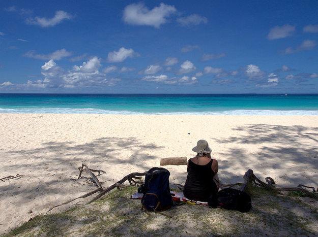 Teplé a slnečné Seychely.