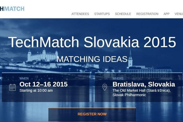 Webová stránka, na ktorej sa ešte dnes dozviete, ako prebehla IT konferencia.